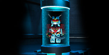 Tenkai Knights - The BAttle for Quarton